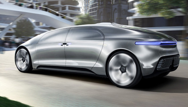 Mercedes benz f015 el coche del futuro for Mercedes benz career